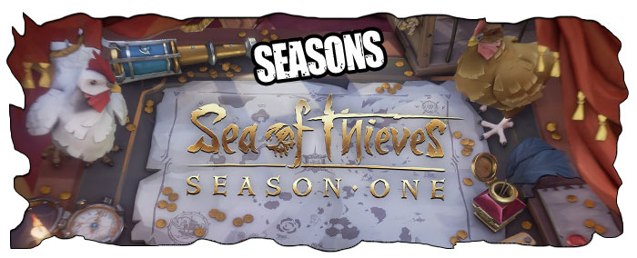 Sea of Thieves Seasons Guide