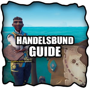 Sea of Thieves Handelsbund Levelguide