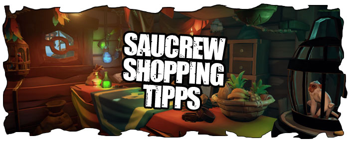Sea of Thieves Shop