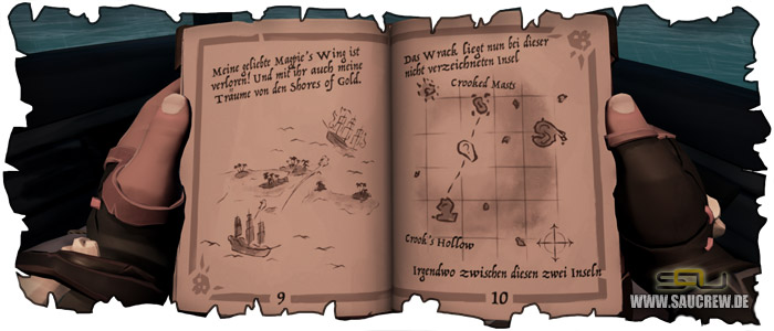 Der Schleierbann Guide für Sea of Thieves