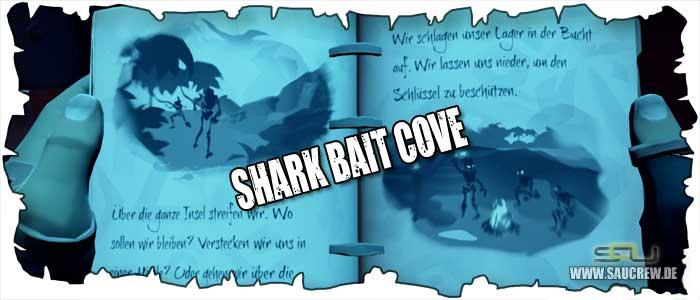 Der verwunschene Schurke - Shark Bait Cove