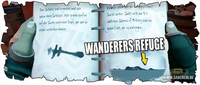 Der verwunschene Schurke - Wanderers Refuge