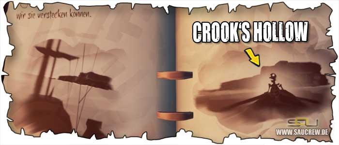 Der verwunschene Schurke - Crooks Hollow