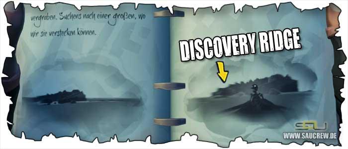 Der verwunschene Schurke - Discovery Ridge