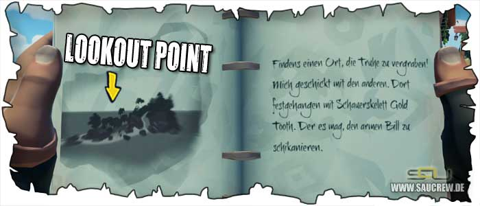 Der verwunschene Schurke - Lookout Point