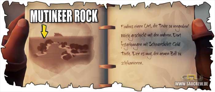 Der verwunschene Schurke - Mutineer Rock