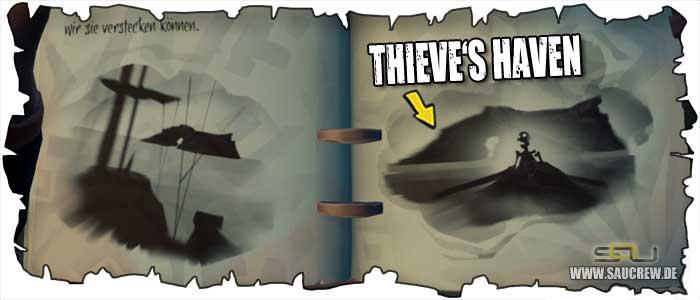 Der verwunschene Schurke - Thieve's Haven