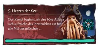 Sea of Thieves A Pirate's Life Seemannsgarn Guide - Herren der See Lösung