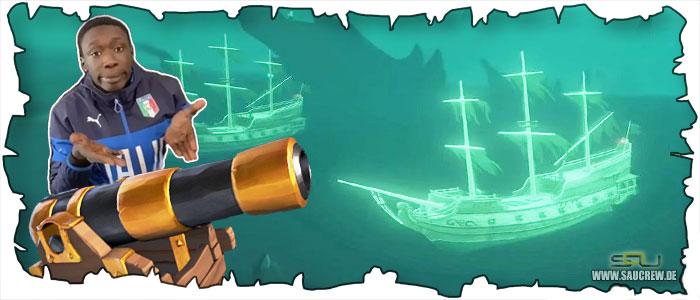 Sea of Thieves A Pirate's Life Seemannsgarn Guide - Herren der See