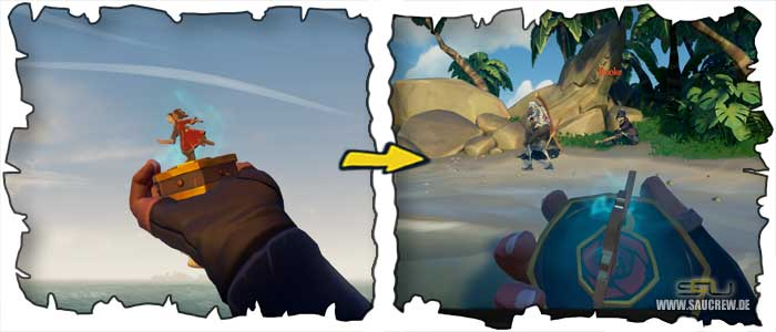 Wildrose Guide Seemansgarn Sea of Thieves