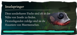 Sea of Thieves Inselspringer angeln