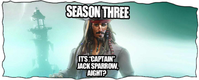 Sea of Thieves Season Three