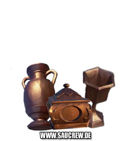 Bronzene Relikte