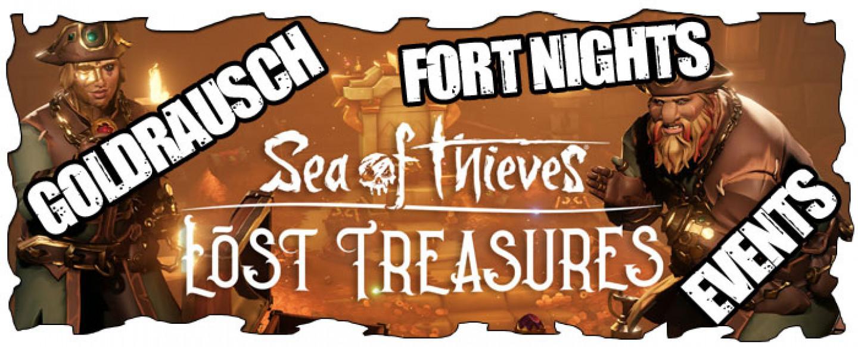 Sea of Thieves Lost Treasures