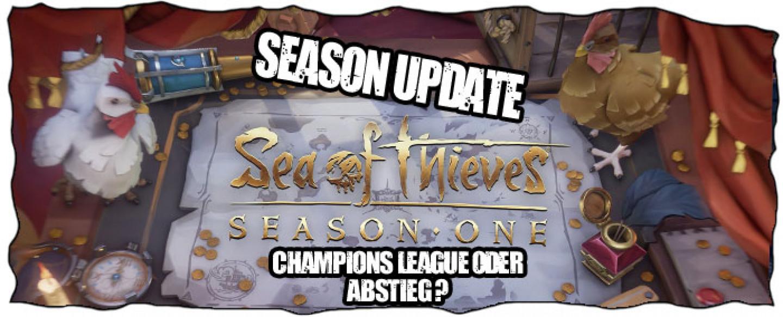 Sea of Thieves Seasons Update