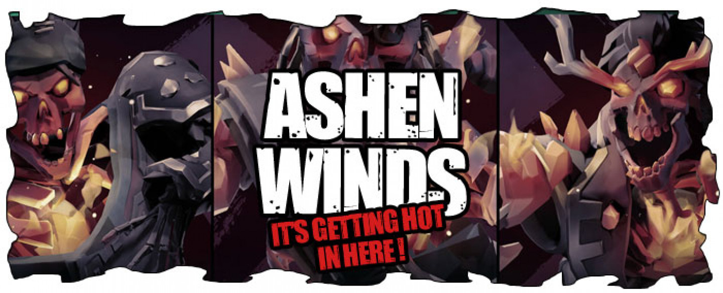 Sea of Thieves Ashen Winds Update