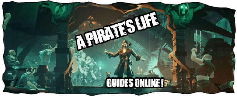 Sea of Thieves A Pirates Life Lösungen