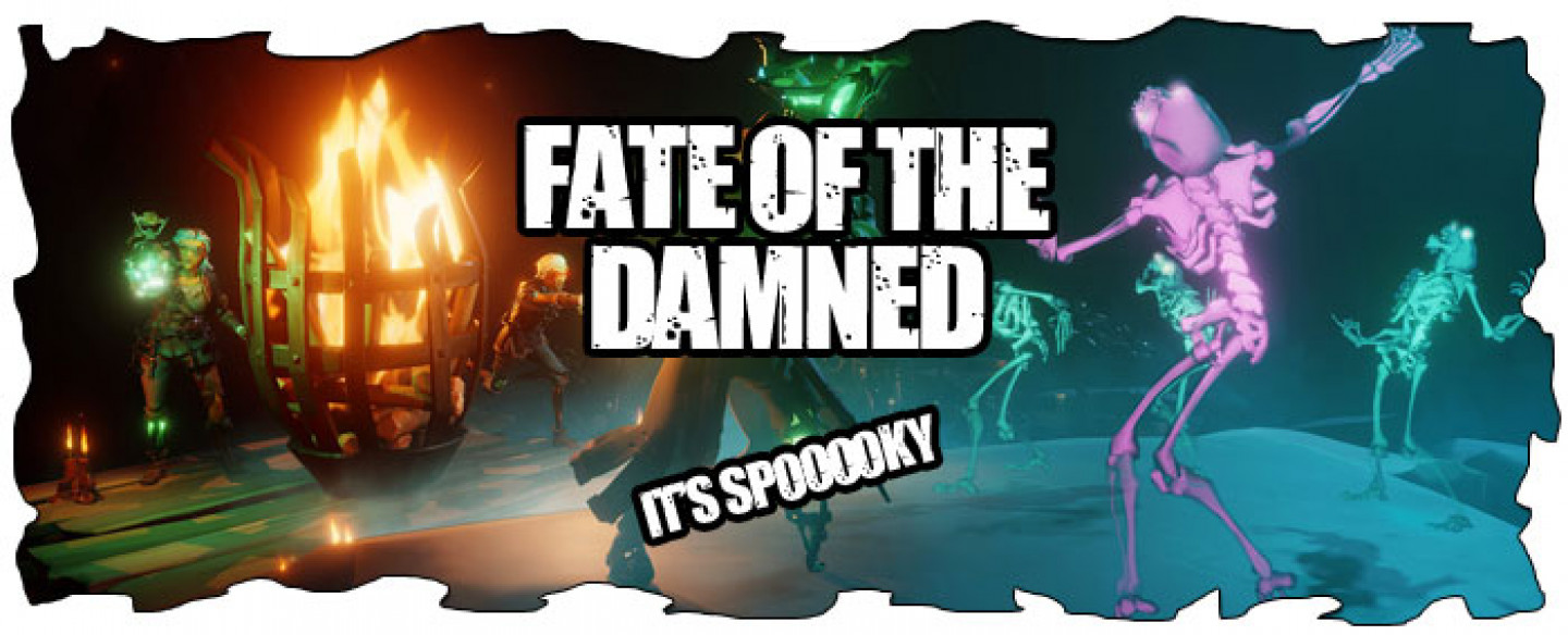 Sea of Thieves Fate of the Damned Update