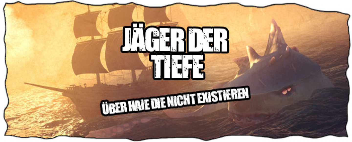 Sea of Thieves Jäger der Tiefe