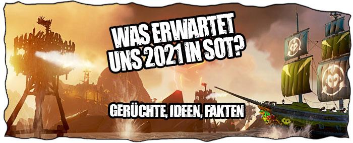 Was erwartet uns 2021 in Sea of Thieves