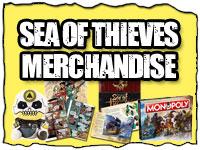 Sea of Thieves Merchandise